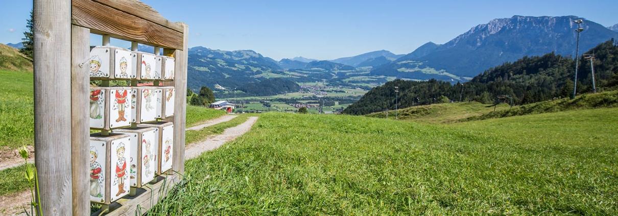 Drehspiel am Erlebnisberg Oberaudorf Hocheck
