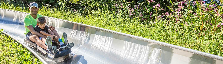 Sommerrodeln in Bayern